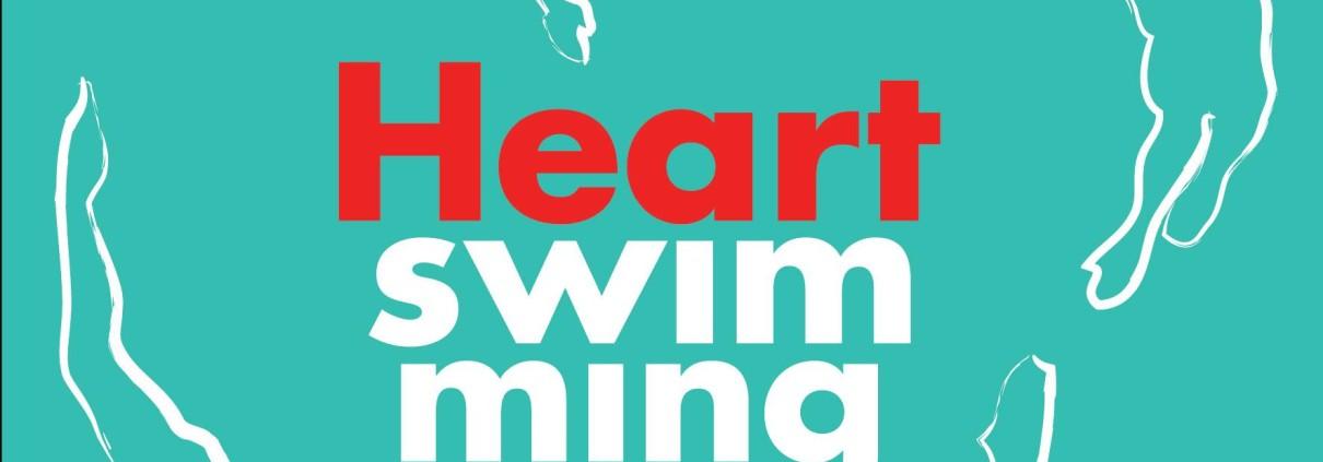 heart swimming