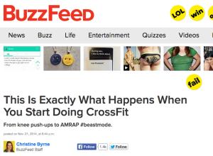 buzzfeed crossfit