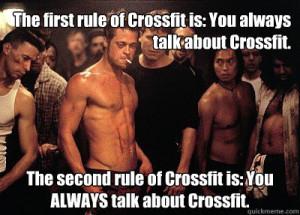 crossfit meme